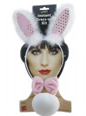 Bunny Rabbit Dress-Up Set